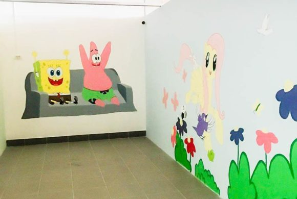Тематичні кімнати в Kinder BOOM